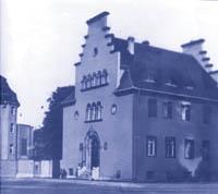 Haus_Leipzig1 Fridericiana Mannheim